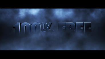FREE - Cinematic Cloud Intro After Effects templates