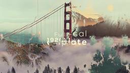 Parallax Slideshow Premiere Pro Template