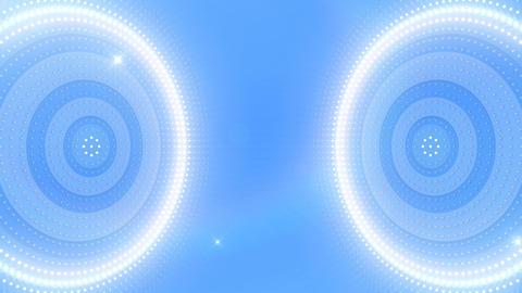 LED Wall 18 5 Circle Fb3 4k CG動画