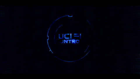 SCI FI GLITCH INTRO After Effects Template