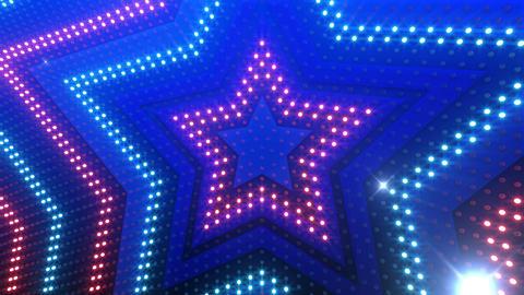 LED Wall 18 5 Star Ma1 4k CG動画