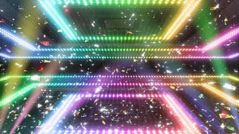 LED Wall 18 5 Box Fd1 4k CG動画