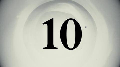 Countdown Magic Animation Animation