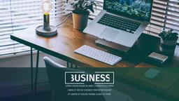 Business Slideshow Premiere Pro Template