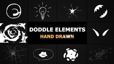 Doodles Premiere Pro Template