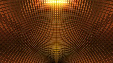 Golden Art Deco Background Animation
