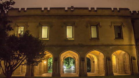 Melbourne University- Old Quad Archivo