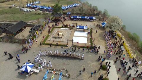 Gayajin Yongsinje Dragon god ritual in yangsan 08 Live Action