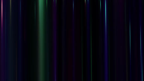 Fast Colored Shimmering Lines Animation