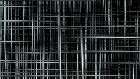 Metal Mesh, Wire Animation