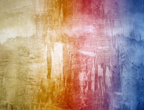 Colors wall grunge texture Fotografía