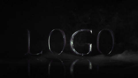 Dark logo reveal After Effects Template
