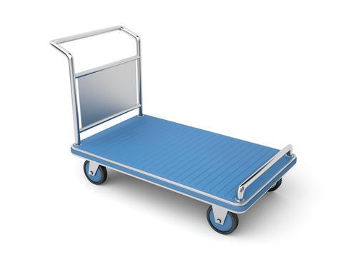 Luggage cart Photo