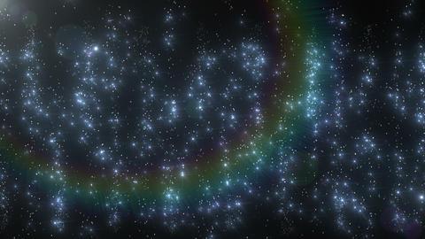 Light Water Fall 17 E1 4k CG動画