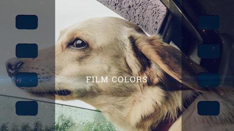Frames Premiere Pro Template