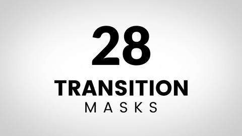 28 Transition shape masks Animation