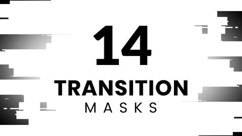14 futuristic transition masks Animation