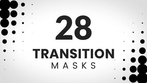 28 custom transition masks Animation