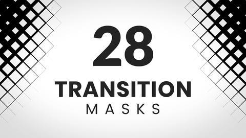 28 rhombus transition masks Animation