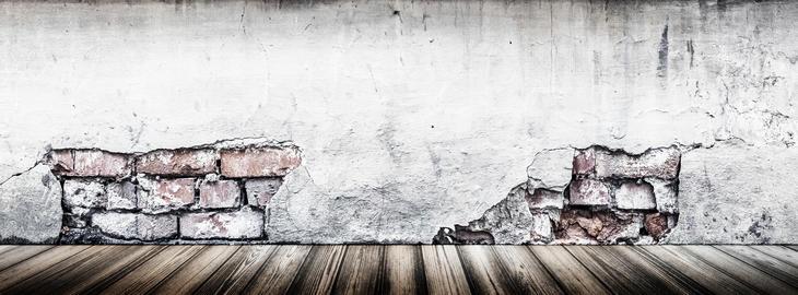 Vintage room background. 3d rendering フォト