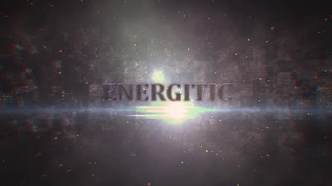 Dark Epic Title After Effectsテンプレート
