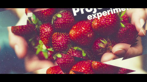 Short Modern Promo After Effects Template