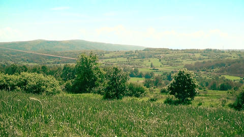 Beautiful Landscape in village Archivo