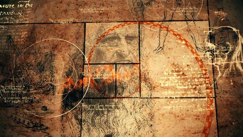 Masterpiece Code Da Vinci Picture Animation