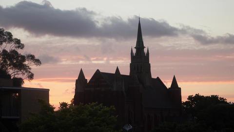 University of Melbourne- Trinity College Horsfall Chapel Archivo