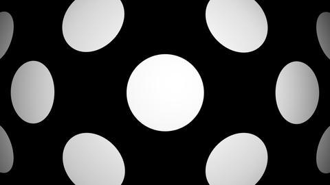 bulge circle Stock Video Footage