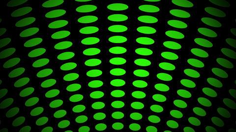green fan Stock Video Footage