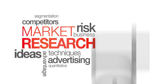 Market Research Stock Video Footage