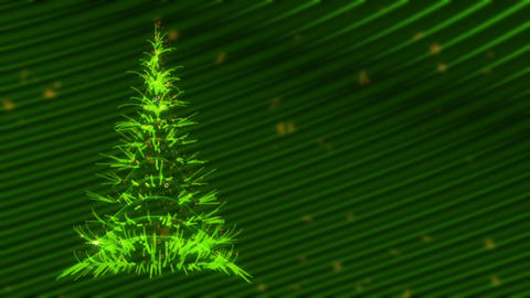 Christmas and New Year: Sparkling and glittering Xmas... Stock Video Footage