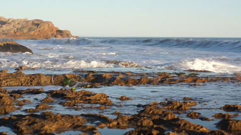 Ocean Waves Stock Video Footage