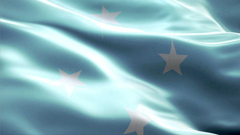 Flag Federated-States-of-Micronesia Animation
