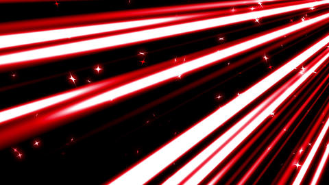 colorful lines color changing and stars moving fast background Animation
