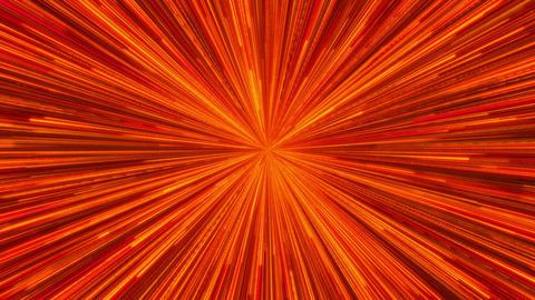 Radiant Streaks Animation