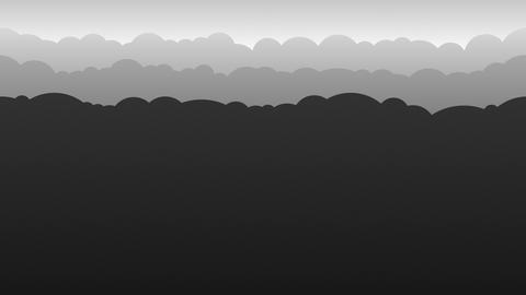 Tweet Storm Background Loop 애니메이션