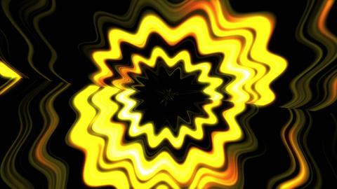 yellow light flower background 動画素材, ムービー映像素材