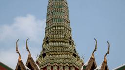 Wat Phra Kaew, Grand palace Footage