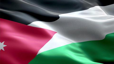 Flag Jordan Animation