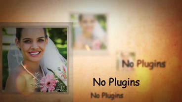 Photo Memories After Effects Template