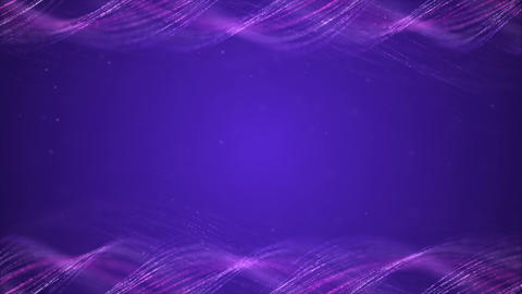 Purple farm Abstract motion background, shining light, rays, particles GIF