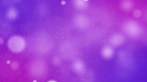 Purple dots blinking Abstract blinking glowing Glittering... Stock Video Footage