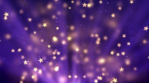 Star up purple Abstract Streaks Light Lines and Stripes Flowing Flying Fractal Animation