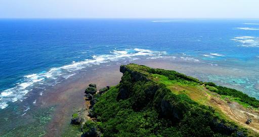 沖縄県 宮城島 ウクヌ浜 ビデオ