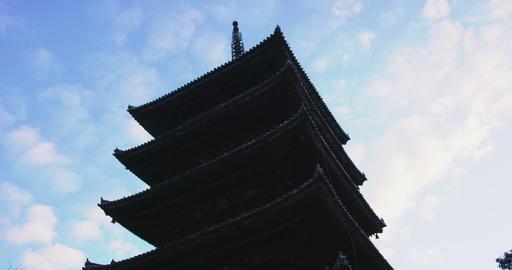 4K Kyoto Gion Higashiyama Footage