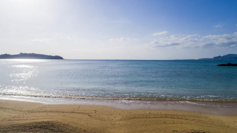 沖縄 本島北部 無名beach フォト