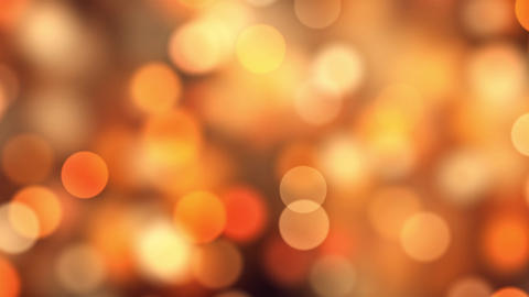 orange moving Abstract blinking glowing Glittering dust Particles loop Animation