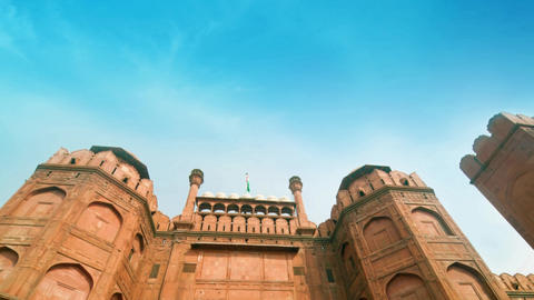 Details of The Red Fort Live Action